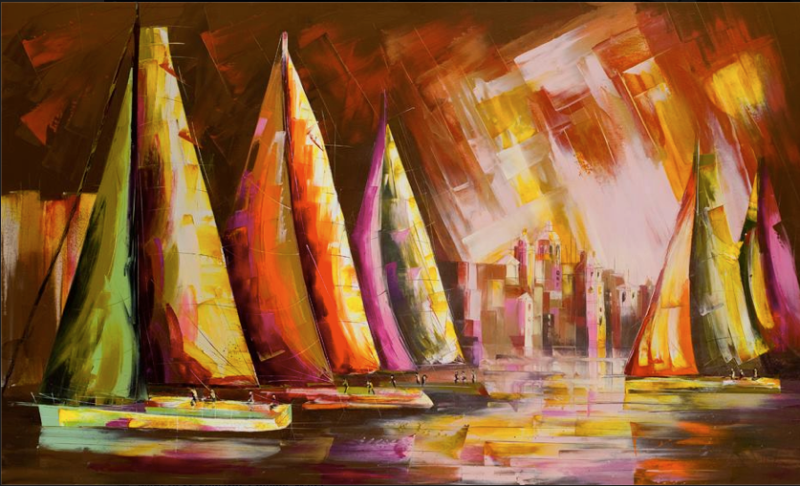 Setting Sail Micko Gallery Marcoux