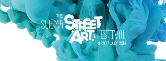 sliema street art festival 2014