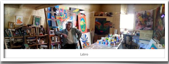 Modern Master Artist Labro