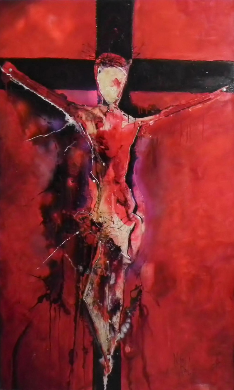 la croix rouge artist mark mallia