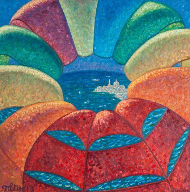 parachute by Telin