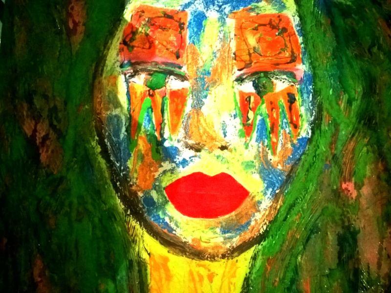 angelina loidal art Labro