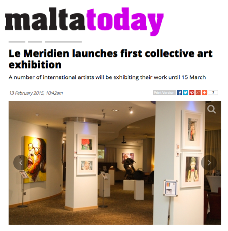 maltatoday article Art Collective