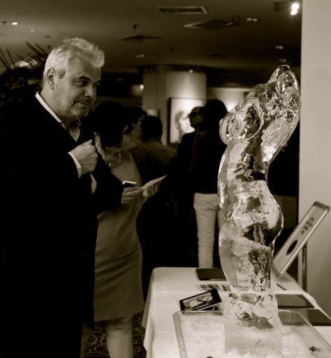 ice sculpture gallery marcoux