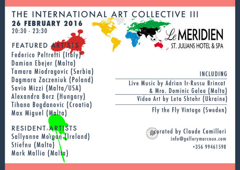 the International ARt Collective III